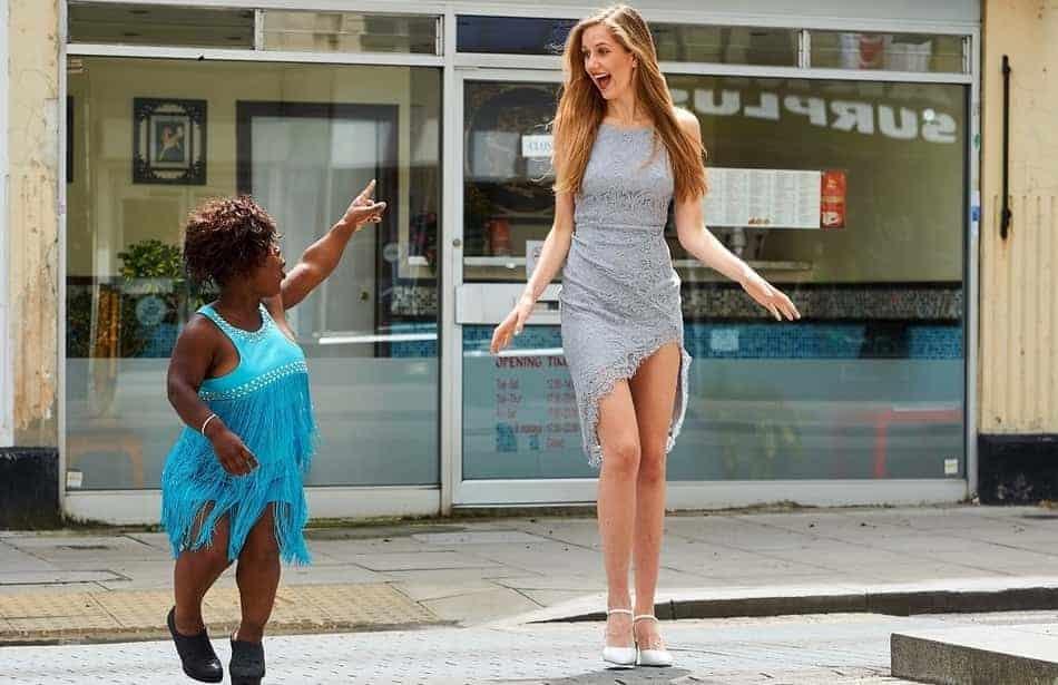 Tall Girls Vs Short Girls Dbldkr
