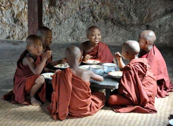 Do Buddhists Eat Meat?