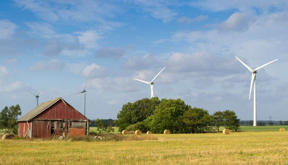Farming The Skies: How Much Landowners Get For Wind Turbines