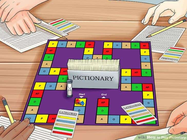 How To Play Pictionary (3 Minute Guide)