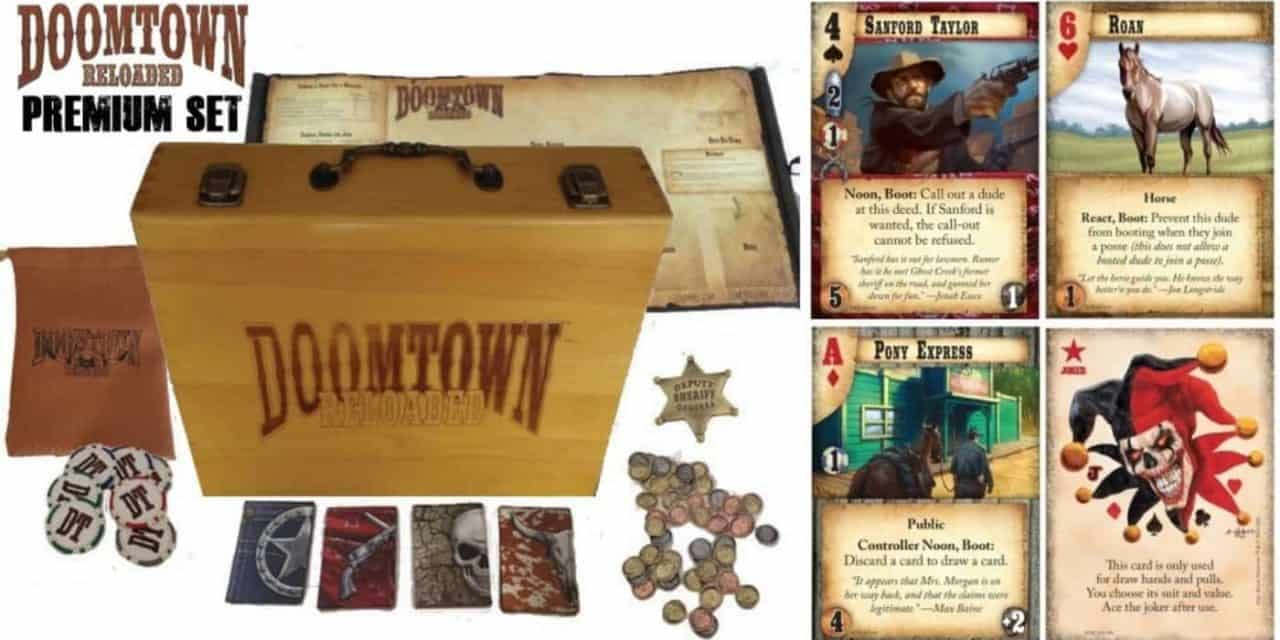 How To Play Doomtown: Reloaded (7 Minute Guide)