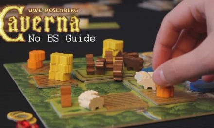 How To Play Caverna: The Cave Farmers (5 Minute Guide)