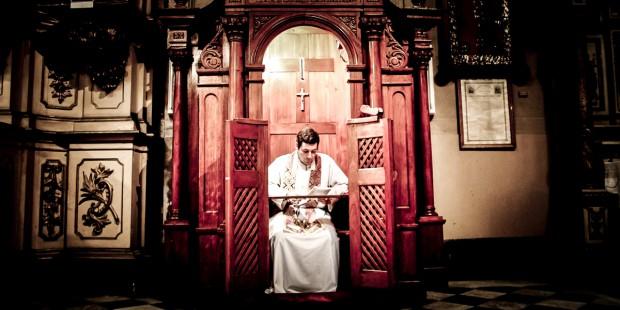 Why Do Catholics Go To Confession?
