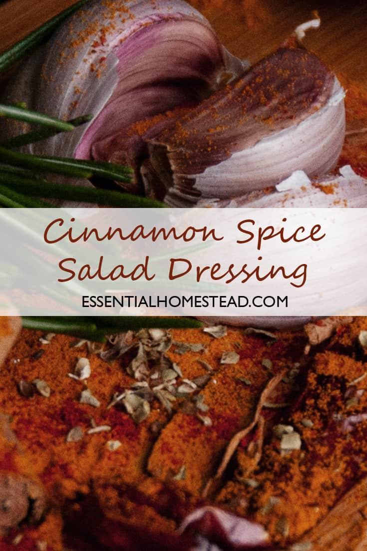 cinnamon spice salad