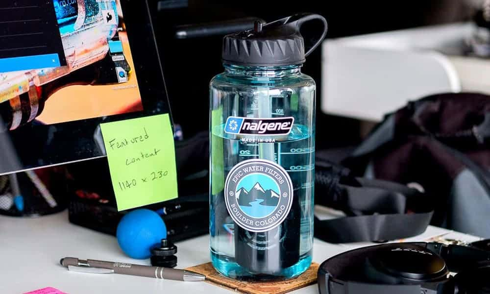 A Comprehensive Guide for Best Filtered Water Bottle for Tap Water