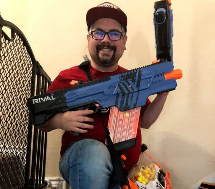 The Best Nerf Rival Guns: Which One is Best for You?