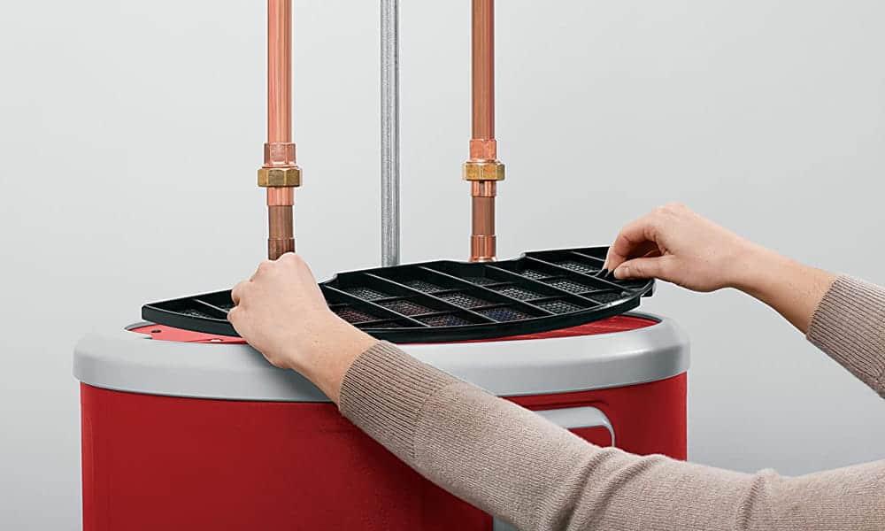 GE GEH50DEEDSR GeoSpring Hybrid Electric Water Heater