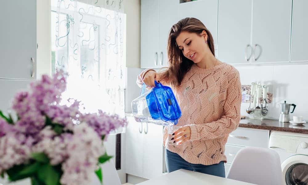 4 best water filter pitchers for well water