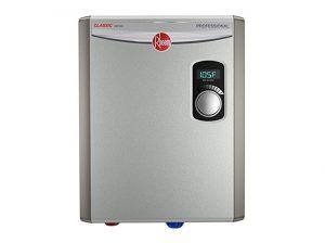 Rheem 2-Heating Chambers RTEX-18 Tankless Water Heater, 240V