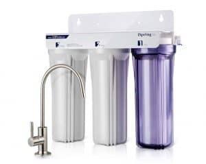 iSpring US31 3-Stage Under Sink water filtration system
