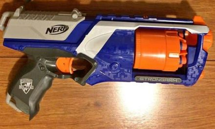 How to Mod a Nerf Strongarm: Improve your Strongman with these Mods!