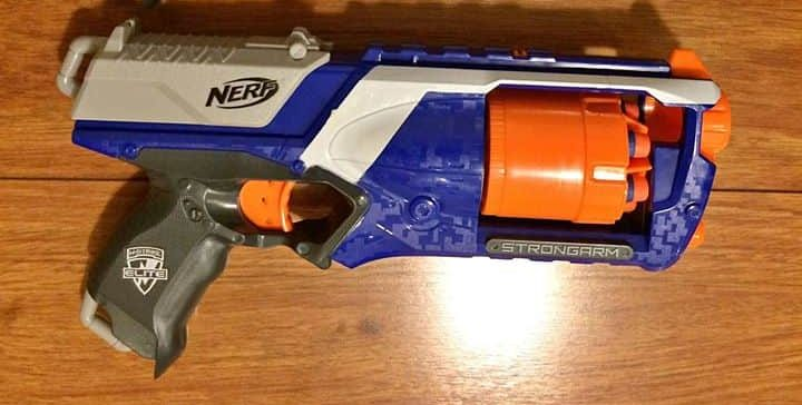 Which Nerf Gun Is Best for Modifications?