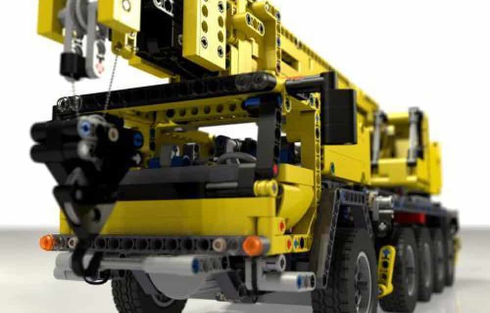 These Are The Most Difficult LEGO Technic Sets To Make