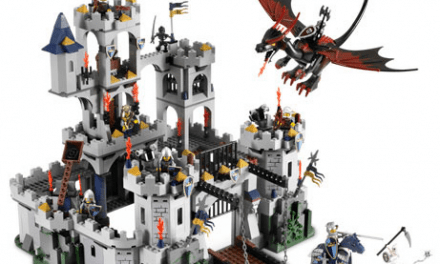 These Are The Biggest LEGO Sets Ever Made