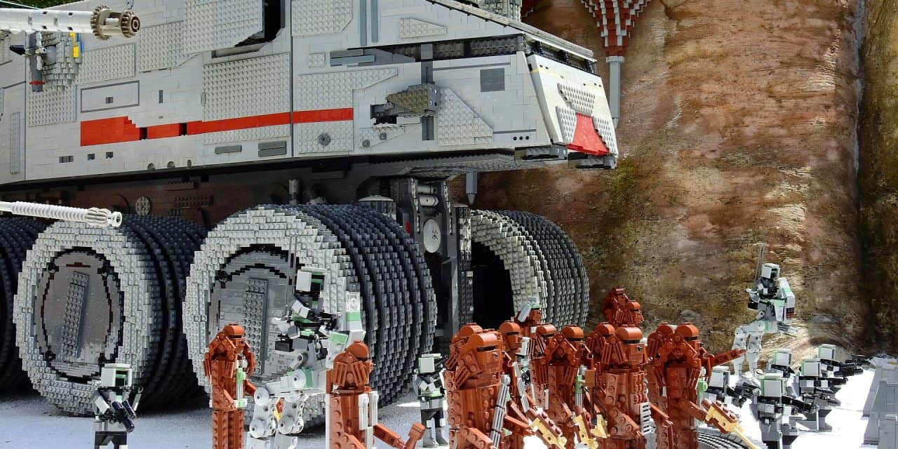The Top 32 Most Valuable LEGO Sets