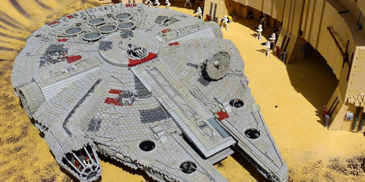 30 Of The Best LEGO Plans For Free