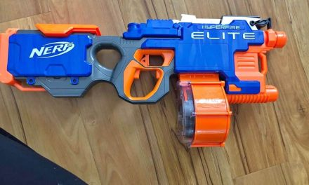 Nerf Hyperfire Modding Guide: The best mods for your hyperfire?