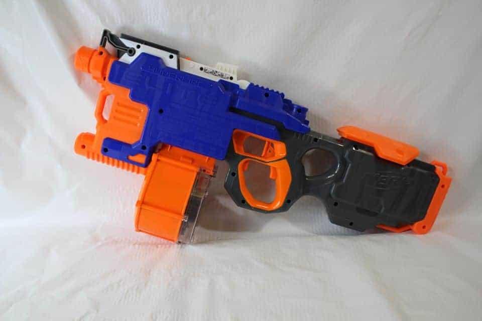 Nerf Hyperfire vs Rapidstrike: which nerf blaster should you choose?