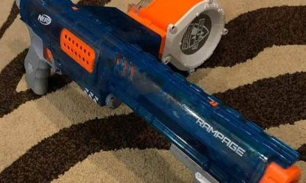 Nerf Raider vs Rampage: which nerf gun should you choose?