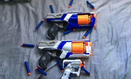 Nerf Maverick vs Strongarm: which nerf blaster should you choose?