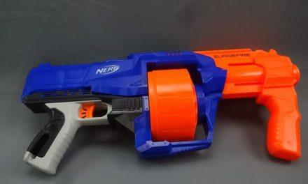 Are Nerf Blasters Waterproof?