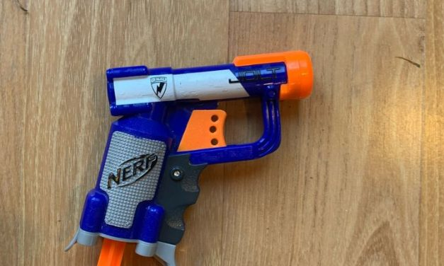 How to Mod a Nerf Jolt: a complete guide!