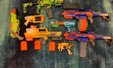 Nerf vs Airsoft: Why Nerf is the Better Hobby & Differences Between Both