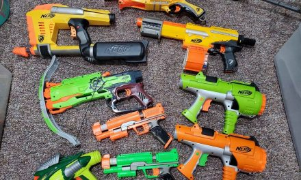 Can Nerf Blasters Hurt My Kid's Eyes?