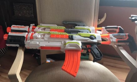 5 Ingenious Nerf Blaster Storage Ideas for your Kid's Room!