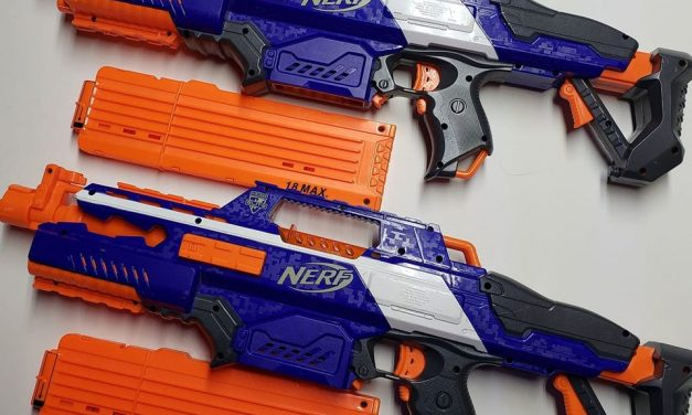 Which Nerf gun hurts the most? (The answer might surprise you!)