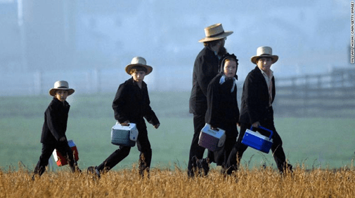 Are Amish?