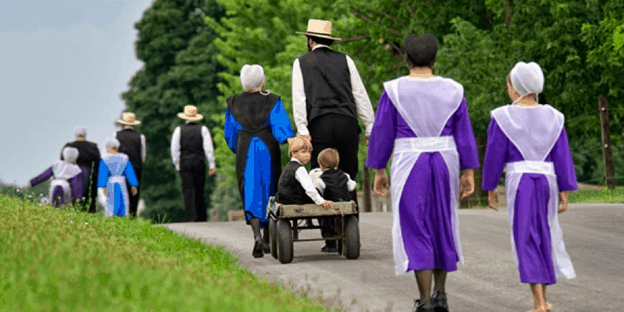 Do Amish Believe That?