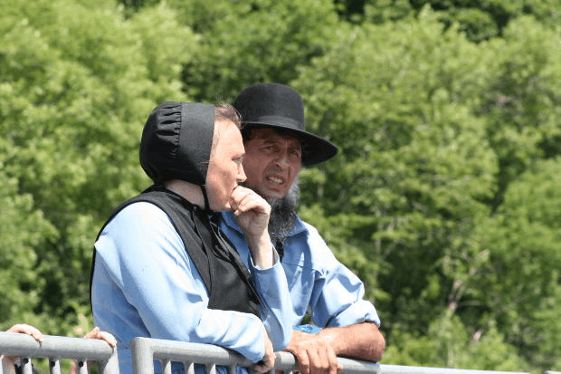 Why Do or Don't the Amish?