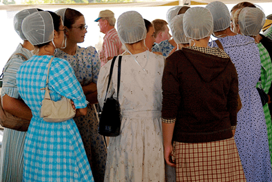 The Reasons Why Mennonites Do That