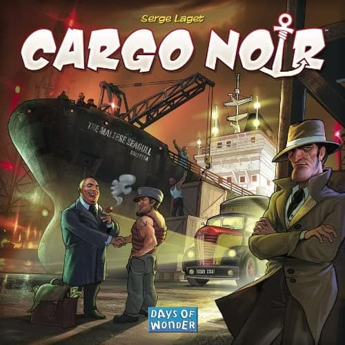 How To Play Cargo Noir (5 minute guide)