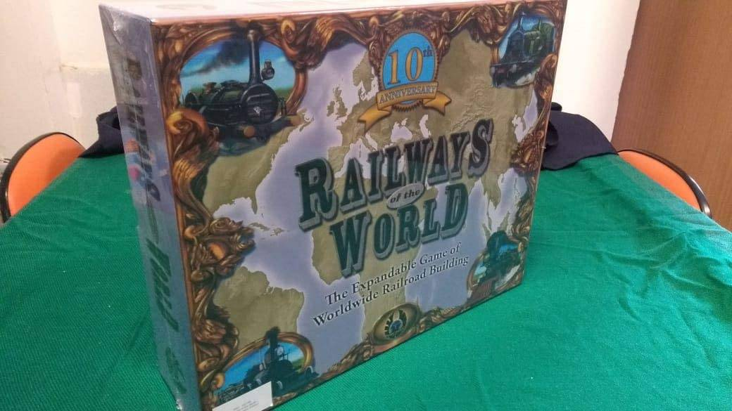 How Do You Play Railways of the World? (5 Minute Guide)