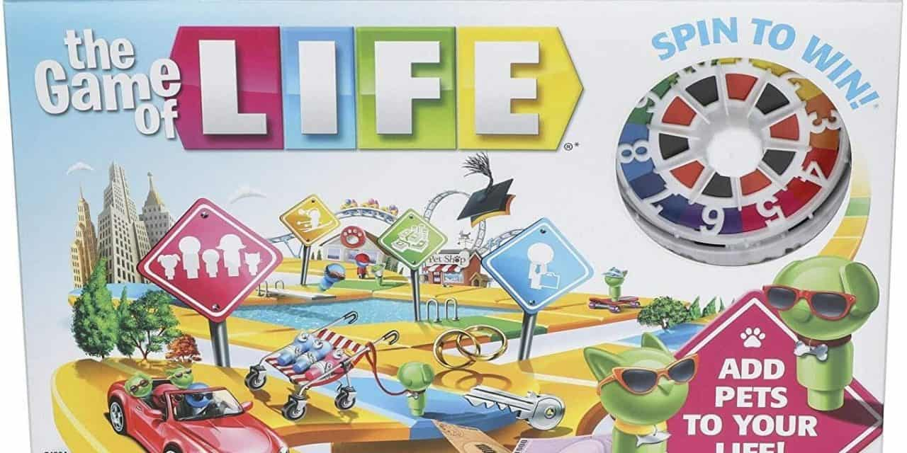 How To Play The Game Of Life (5 Minute Guide)