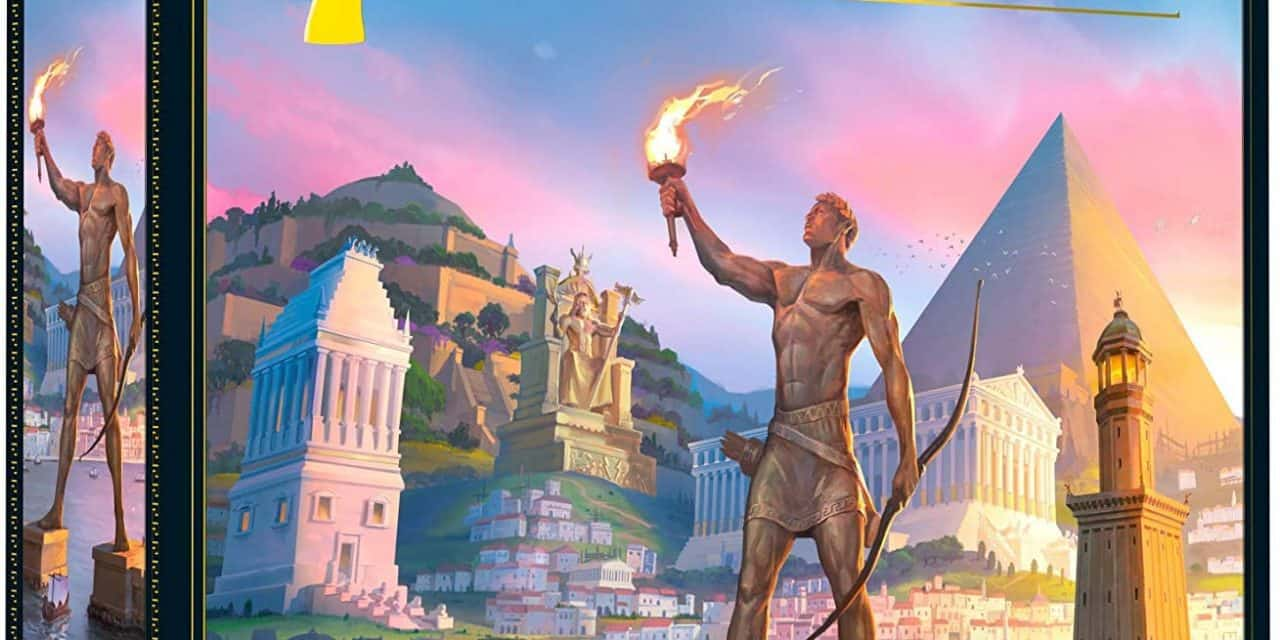 How Do You Play 7 Wonders? (4 Minute Guide)