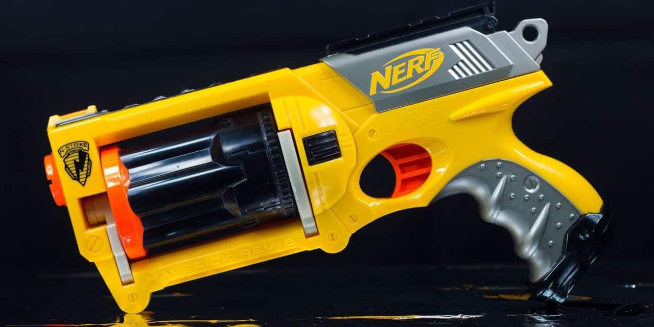 How to Mod a Nerf Retaliator: a complete guide