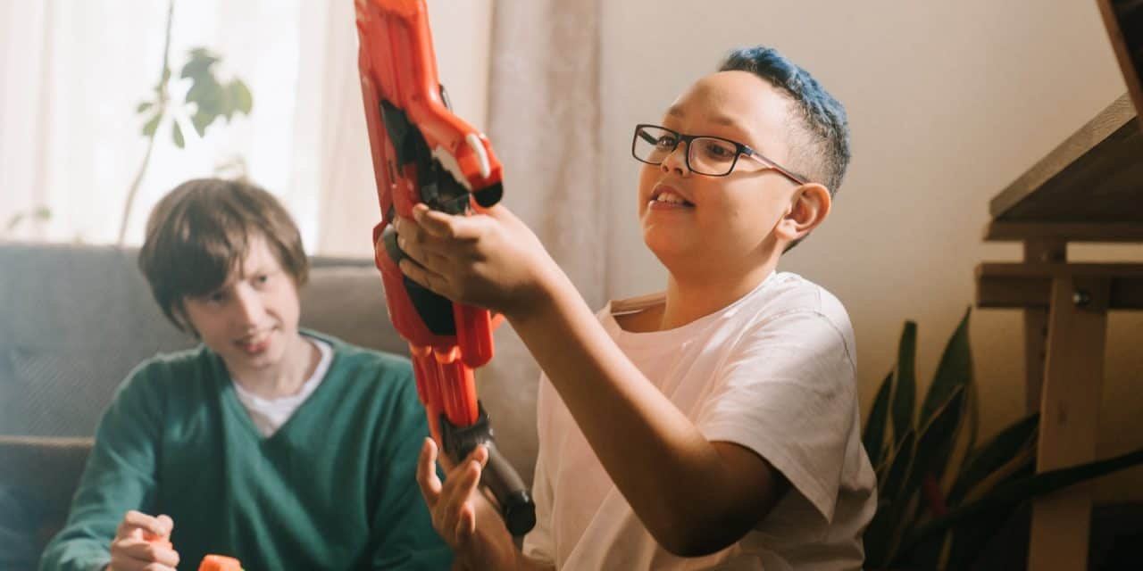 How many Nerf guns are there? (Hint: much more than you think!)