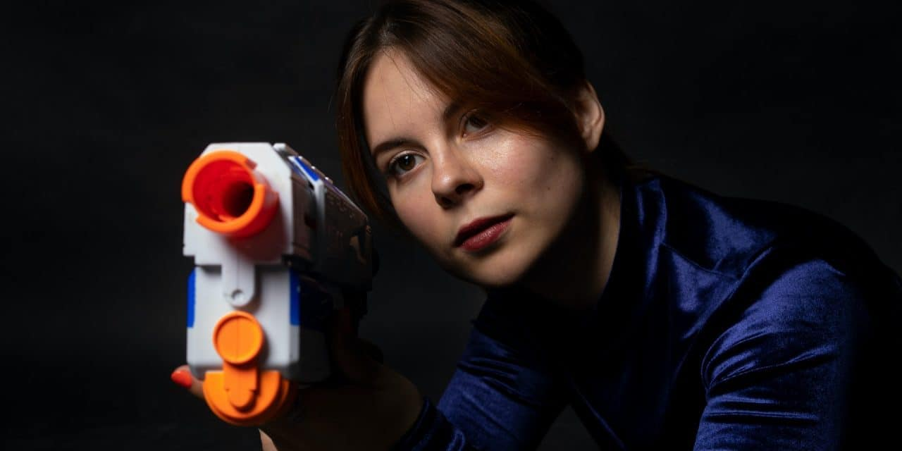 How to Make a Homemade Target for a Nerf Blaster: a Step-by-Step Guide