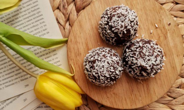 Dark Chocolate Raspberry Orange Truffles | Essential Homestead