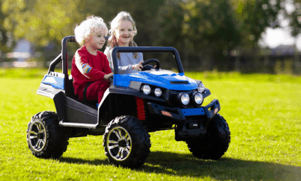 How to Replace Power Wheels' Tires